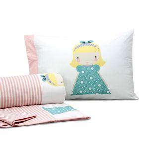 Colcha-jogos-com-porta-travesseiro-Buddemeyer-Princesa