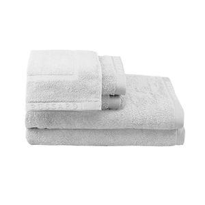 Jogo-de-toalhas-Trussardi-Century-5-pecas