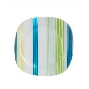 Prato-fundo-blue-Luminarc-Stripes