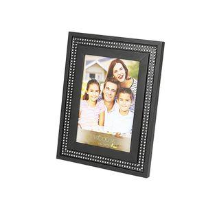 Porta-retrato-Rojemac-Strass-20x25cm-preto