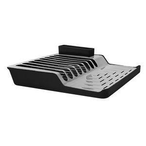 Escorredor-de-pratos-Brinox-Minimal-preto