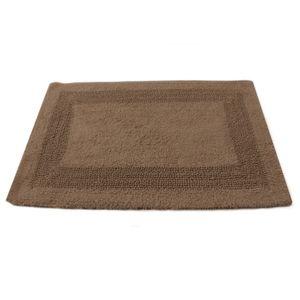 Tapete-retangular-Domani-Solid-Plain-45x65cm-kaki