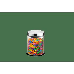 Pote-de-Vidro-Borosilicato-com-Tampa-Inox---Potes-Ø-115-x-14-cm-15-L