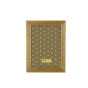 Porta-retrato-Mart-13x18cm-dourado-escovado
