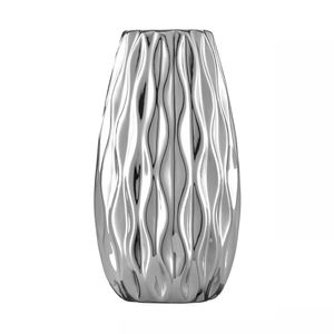 Vaso-em-ceramica-Mart-115x6cm-prata