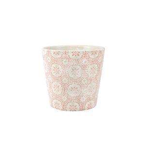 Cachepot-em-ceramica-Mart-11X135cm-branco-e-vermelho