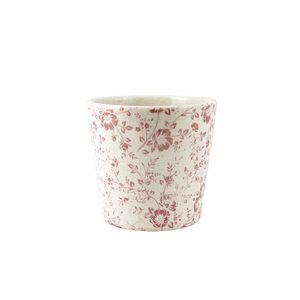 Cachepot-em-ceramica-Mart-165X18cm-branco-e-vermelho