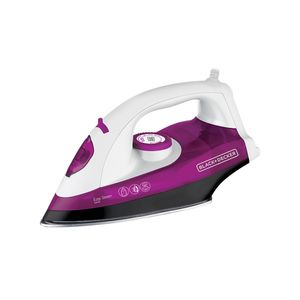Ferro-a-vapor-Black---Decker-Easy-Steam-roxo