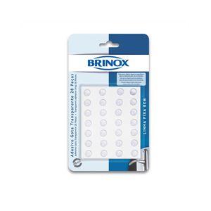Adesivo-gota-Brinox-Fixa-Bem-8-mm-28-pecas-transparente