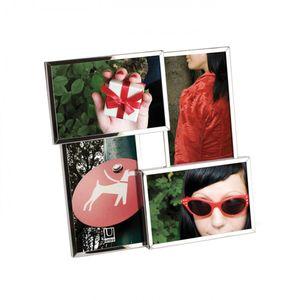 Porta-retrato-Umbra-Flo-Bilderrahmen-4x6cm