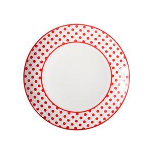 Jogo-6-pratos-raso-L-Hermitage-Geomix---Match-28cm