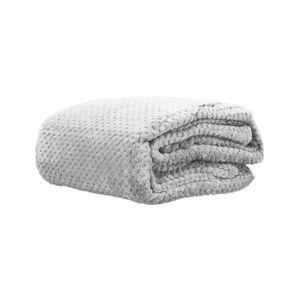 Cobertor-microfibra-Mini-Domani-Jacquard-prata