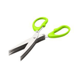 Tesoura-para-temperos-Lyor-verde