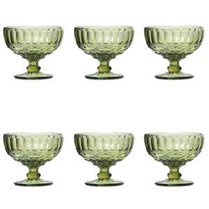 Jogo-de-tacas-para-sobremesa-6-pecas-Class-Home-verde