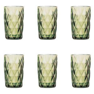 Jogo-de-copos-alto-Lyor-Diamond-330ml-verde