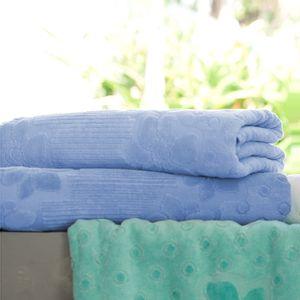 Jogo-de-toalha-Buddemeyer-Sweet-Lollipop-2-pecas-70x140cm-azul