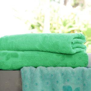 Jogo-de-toalha-Buddemeyer-Sweet-Lollipop-2-pecas-70x140cm-verde