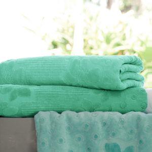 Jogo-de-toalha-Buddemeyer-Sweet-Lollipop-2-pecas-70x135cm-verde