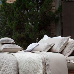 Jogo-de-cama-Trussardi-Napoli-branca