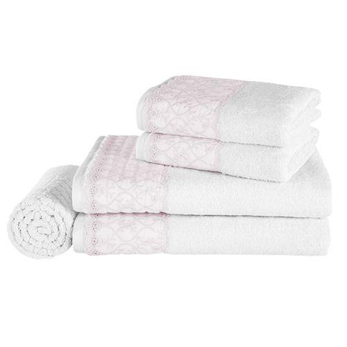 Jogo-de-banho-Trussardi-Imperiale-Amalia-5-pecas-rose