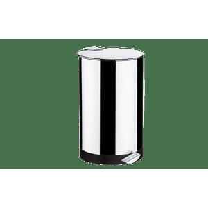 Lixeira-Inox-Pedal-40-Litros---Decorline-Lixeiras-Ø-37-x-51-cm