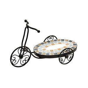 Floreira-de-ferro-estilo-mosaico-oval-Btc-Bicicleta-44x19x26cm