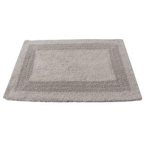 Tapete-retangular-Domani-Solid-Plain-45x65cm-cinza