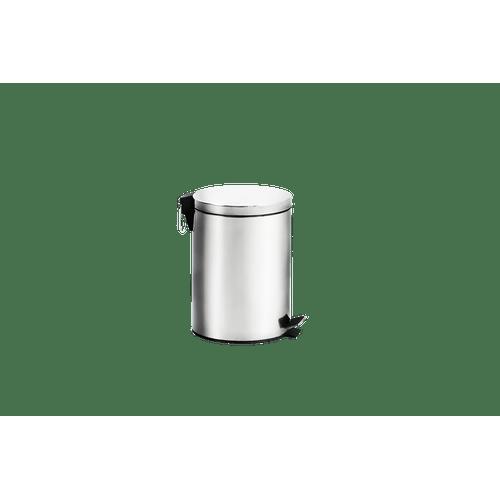 Lixeira-Inox-com-Pedal-e-Balde---Standard-Ø-205-x-275-cm