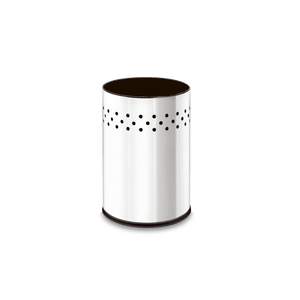 Cesto-Inox-Gamma-94-Litros-Gamma---Decorline-Lixeiras-Ø-20-x-29-cm