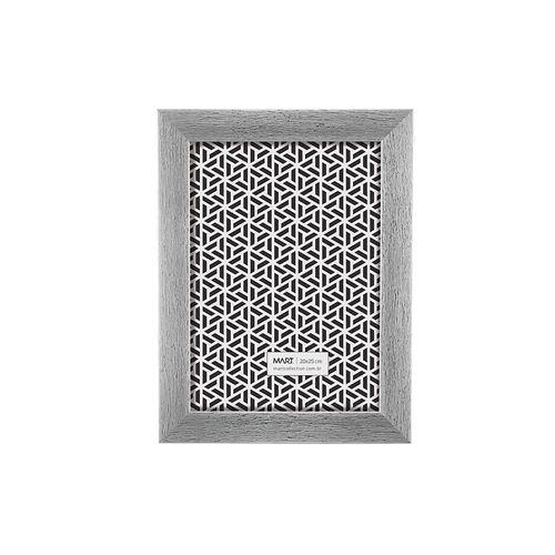 Porta-retrato-Mart-20x25cm-prata-escovado