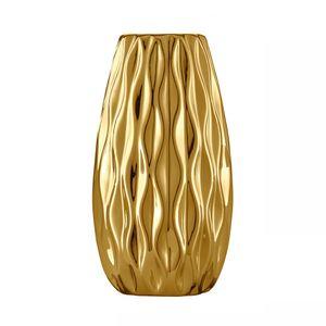 Vaso-em-ceramica-Mart-115x6cm-dourado