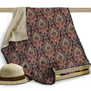 Canga-toalha-Beachwear-Claudia-140x100cm-bege-e-azul-marinho