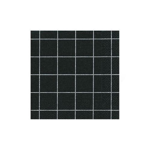 Guardanapos-Hudson-Home-Square-e-Black-20-unidades