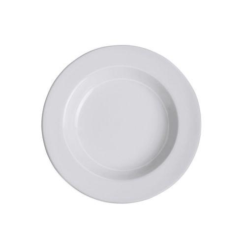 Prato-fundo-Germer-Capri-23cm-branco