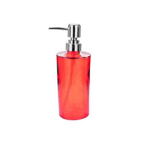 Porta-sabonete-liquido-Wincy-400ml-vermelho