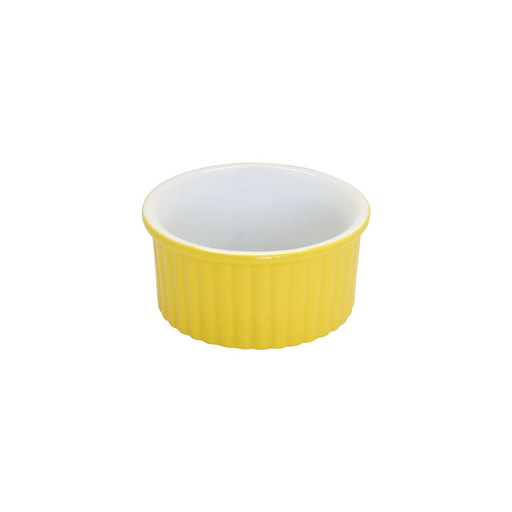 Tigela ramequin Ceraflame 6cm amarela