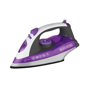 Ferro-a-vapor-Black---Decker-Ceramic-Plus-branco-pink