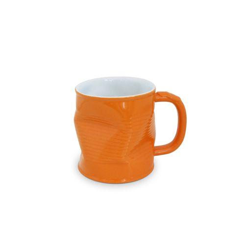 Caneca-lata-amassada-Ceraflame-220ml-laranja