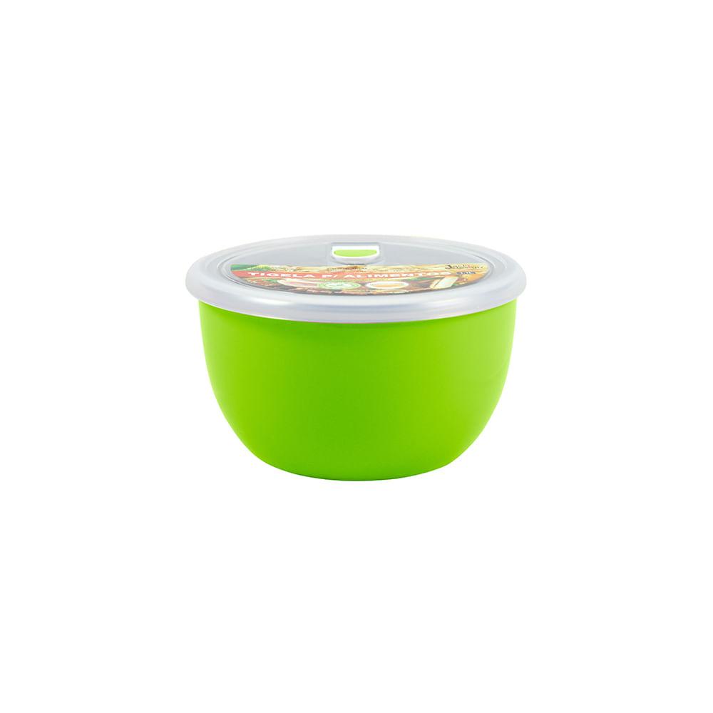 Tigela para alimentos Jacki Design 1100ml verde