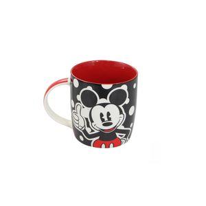 Caneca-Mickey-Poa-Zona-Criativa-320ml-vermelho-e-preto