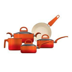 Jogo-de-panelas-com-revestimento-ceramico-Euro-Intensa-5-pecas-laranja