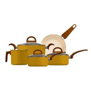 Jogo-de-panelas-com-revestimento-ceramico-Euro-Intensa-5-pecas-mostarda