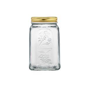 Pote-de-vidro-com-tampa-metal-Toyland-Homemade-1-litro