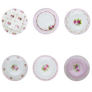 Jogo-de-pratos-de-mesa-Casambiente-Roses-6-pecas-27cm