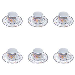 Jogo-de-xicaras-para-cafe-em-porcelana-Bon-Gourmet-Lamoz-6-pecas-90ml