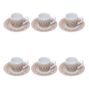 Jogo-de-xicaras-para-cafe-em-porcelana-Bon-Gourmet-Uce-6-pecas-90ml