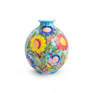 Vaso-de-ceramica-Carbo-Import-Bola-turquesa-38x38cm
