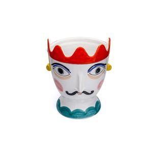 Cachepot-de-ceramica-Carbo-Import-formato-cara-de-homem-25x33cm