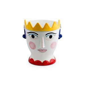 Cachepot-de-ceramica-Carbo-Import-formato-cara-de-mulher-25x33cm