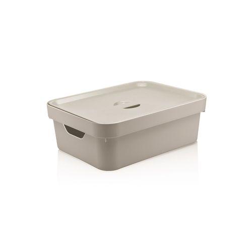 Caixa-organizadora-com-tampa-Ou-Cube-tamanho-M-bege